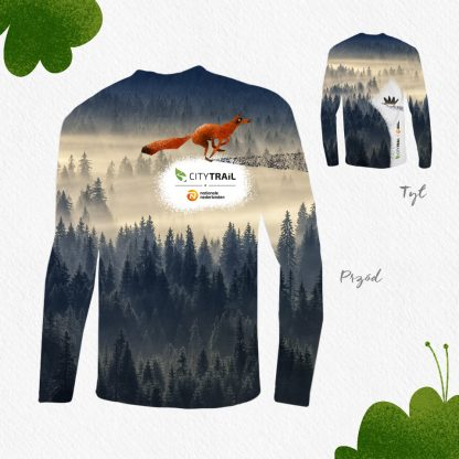 longsleeve CITY TRAIL męska