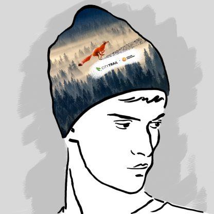 czapka biegowa CITY TRAIL