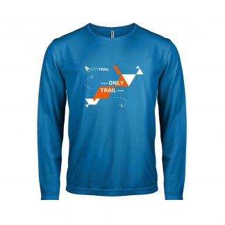 longsleeve CITY TRAIL męski