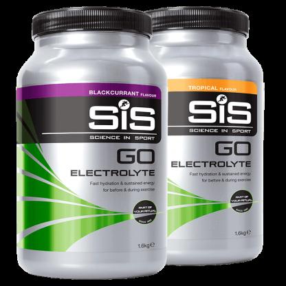 SiS Go Electrolyte, puszka 1600g