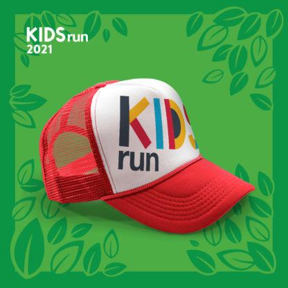 Czapka Kids Run 2021 - PRZEDSPRZEDAŻ